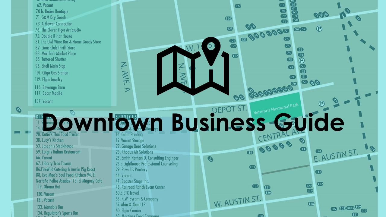 Downtown Business Guide