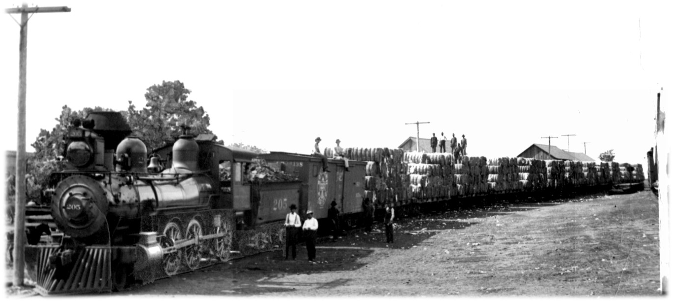 Cotton train